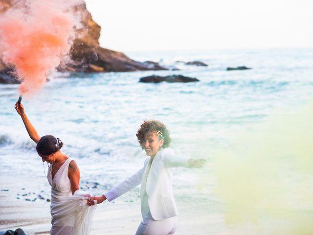 La boda de Flor y Cristina en Benalmadena Costa, Málaga 9