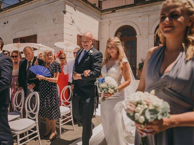 La boda de Richard y Ingrida en Vigo, Pontevedra 36