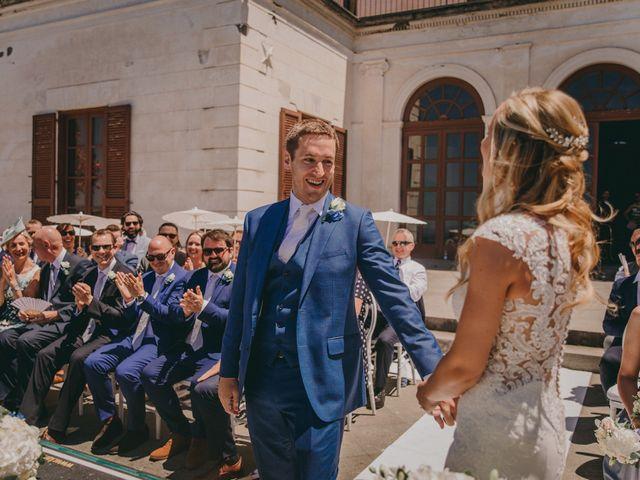 La boda de Richard y Ingrida en Vigo, Pontevedra 41