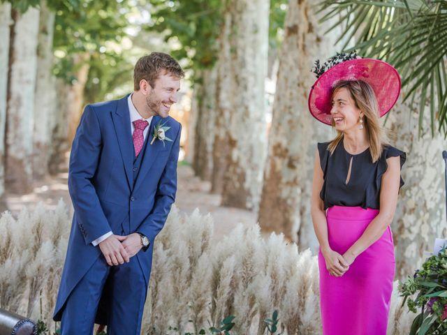 La boda de Andrew y Cristina en Badajoz, Badajoz 20