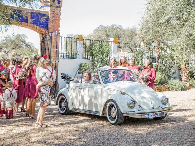 La boda de Andrew y Cristina en Badajoz, Badajoz 21