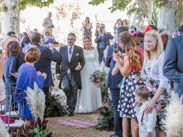 La boda de Andrew y Cristina en Badajoz, Badajoz 22