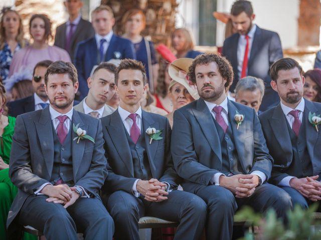 La boda de Andrew y Cristina en Badajoz, Badajoz 24
