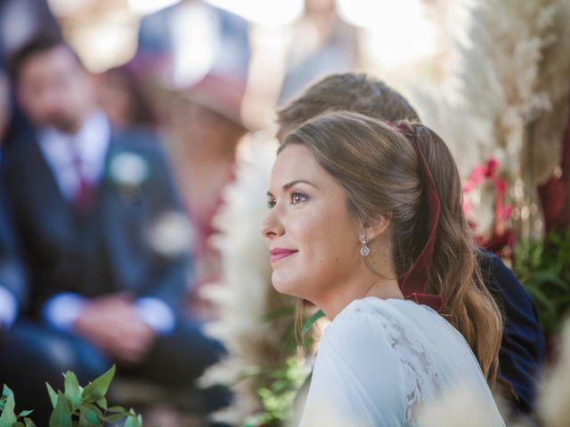 La boda de Andrew y Cristina en Badajoz, Badajoz 25
