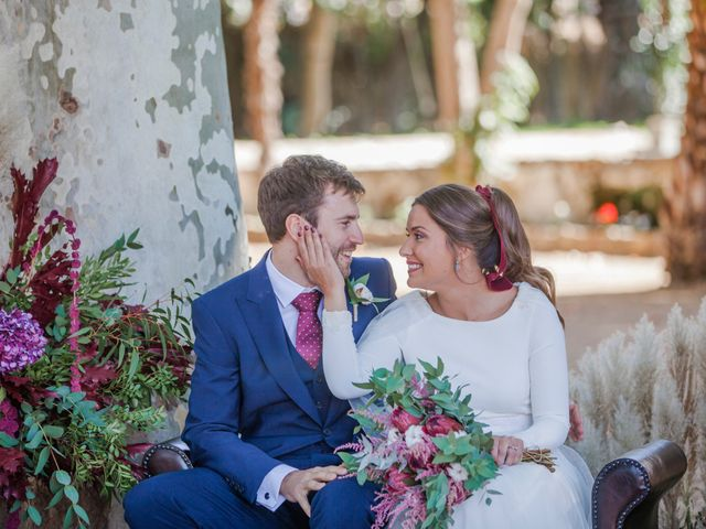 La boda de Andrew y Cristina en Badajoz, Badajoz 28