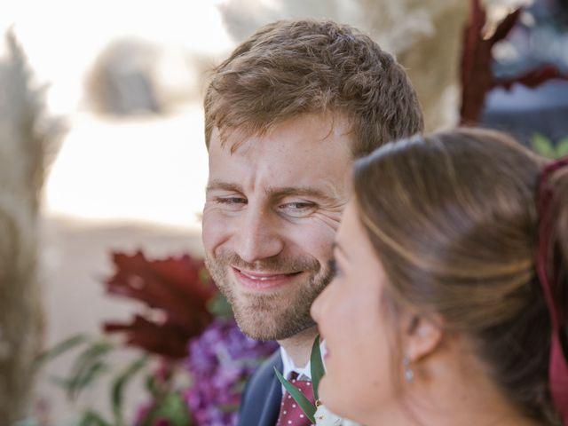 La boda de Andrew y Cristina en Badajoz, Badajoz 29