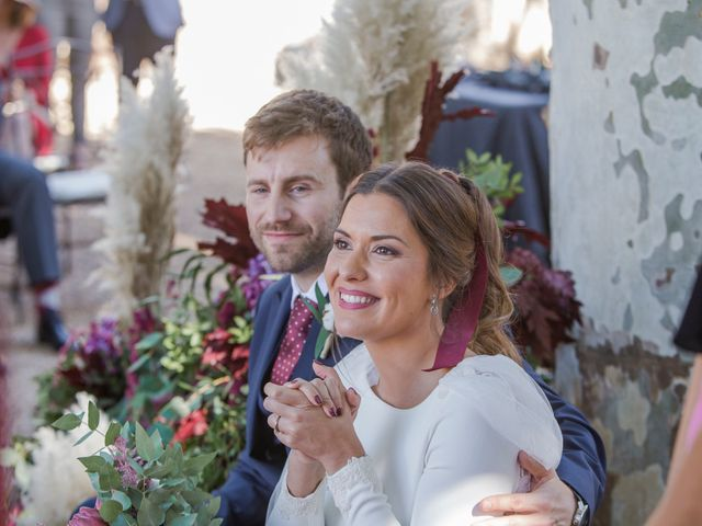 La boda de Andrew y Cristina en Badajoz, Badajoz 32