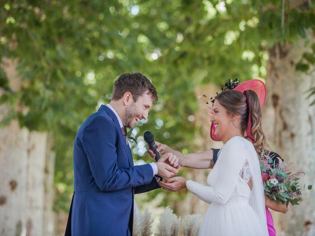 La boda de Andrew y Cristina en Badajoz, Badajoz 35