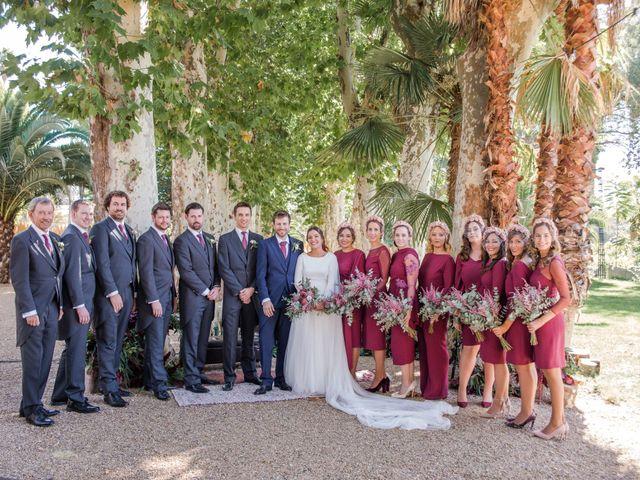 La boda de Andrew y Cristina en Badajoz, Badajoz 38