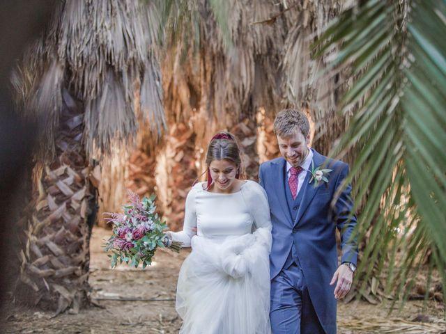 La boda de Andrew y Cristina en Badajoz, Badajoz 41