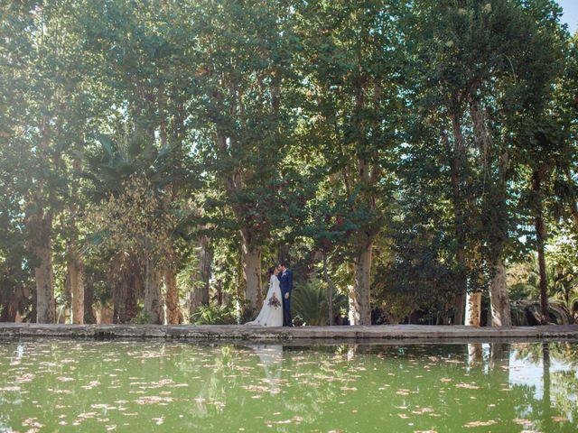 La boda de Andrew y Cristina en Badajoz, Badajoz 42