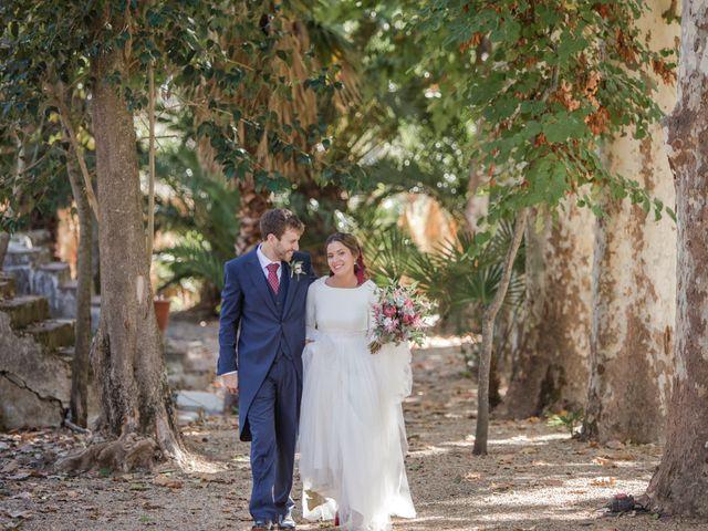 La boda de Cristina y Andrew
