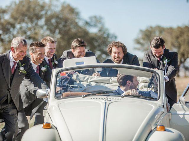 La boda de Andrew y Cristina en Badajoz, Badajoz 44