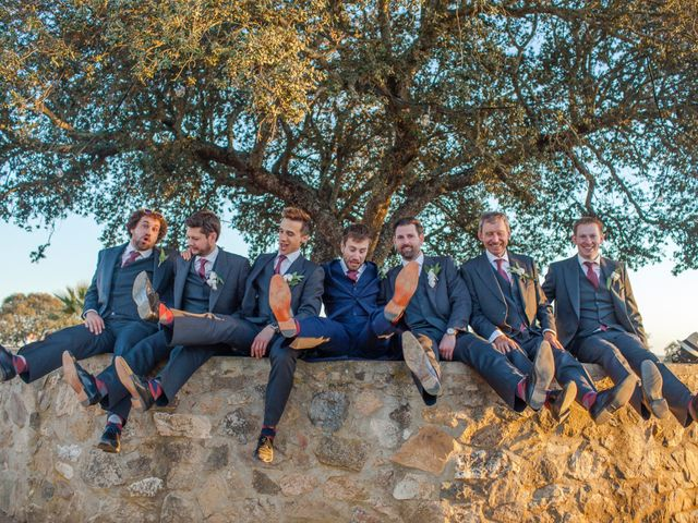 La boda de Andrew y Cristina en Badajoz, Badajoz 56