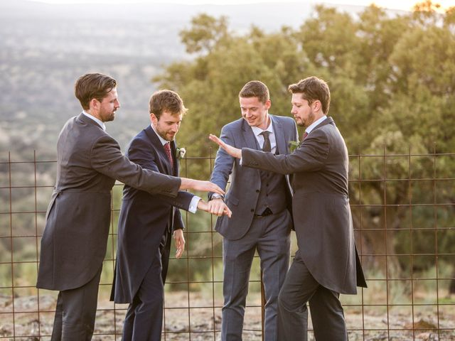 La boda de Andrew y Cristina en Badajoz, Badajoz 63