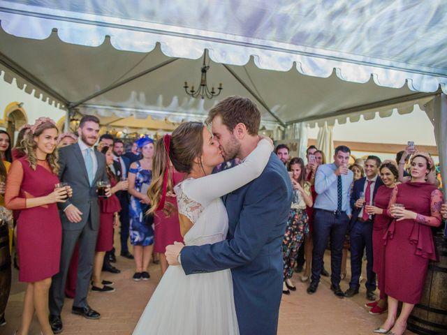 La boda de Andrew y Cristina en Badajoz, Badajoz 67