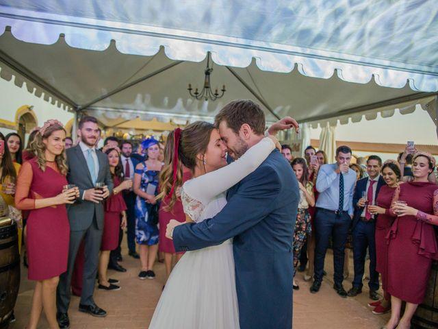 La boda de Andrew y Cristina en Badajoz, Badajoz 68