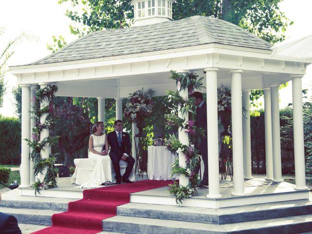 La boda de Oscar y Carol en El Puig, Valencia 6