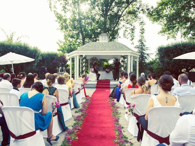 La boda de Oscar y Carol en El Puig, Valencia 7