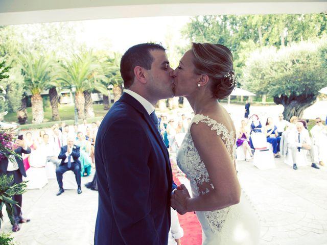 La boda de Oscar y Carol en El Puig, Valencia 9