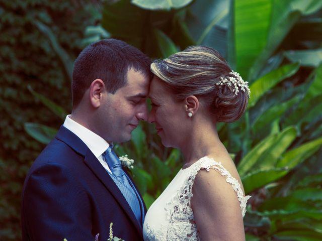 La boda de Oscar y Carol en El Puig, Valencia 1