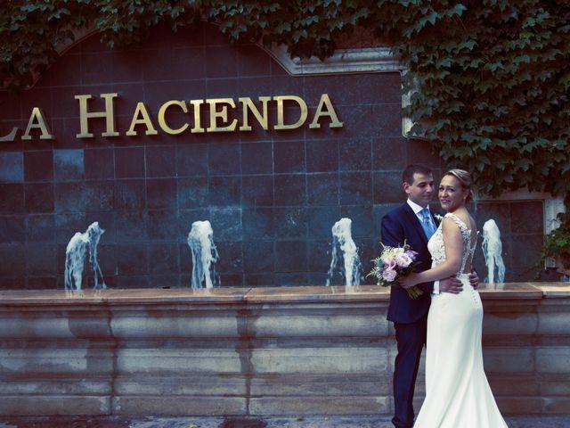 La boda de Oscar y Carol en El Puig, Valencia 11