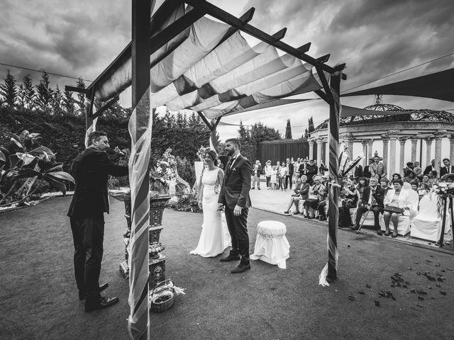 La boda de Carla y Aitor