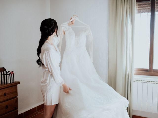 La boda de Daniel y Noelia en Alhama De Granada, Granada 4
