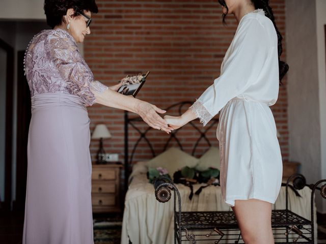 La boda de Daniel y Noelia en Alhama De Granada, Granada 7
