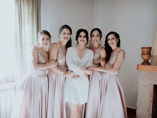 La boda de Daniel y Noelia en Alhama De Granada, Granada 13