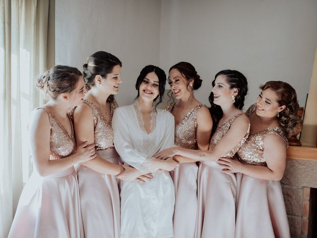 La boda de Daniel y Noelia en Alhama De Granada, Granada 14