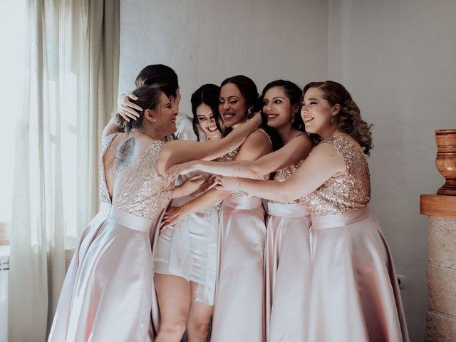 La boda de Daniel y Noelia en Alhama De Granada, Granada 15