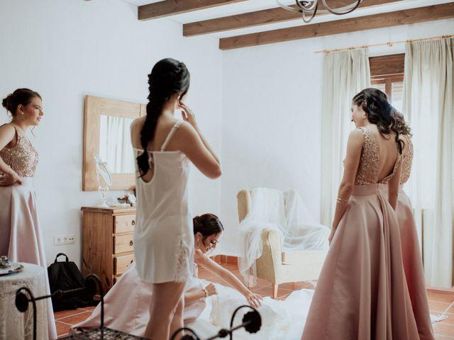 La boda de Daniel y Noelia en Granada, Granada 16