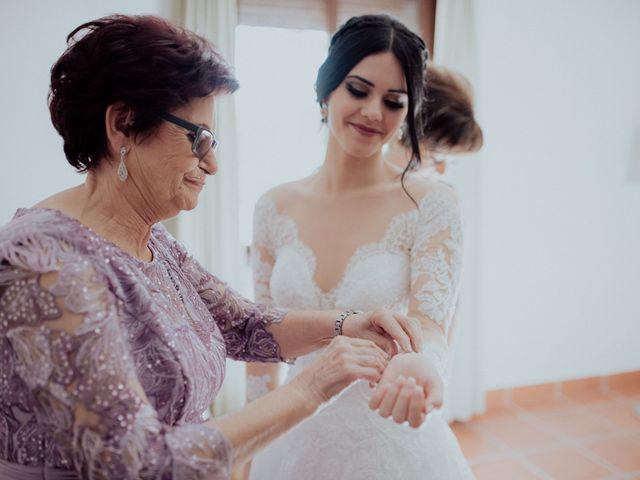 La boda de Daniel y Noelia en Alhama De Granada, Granada 23
