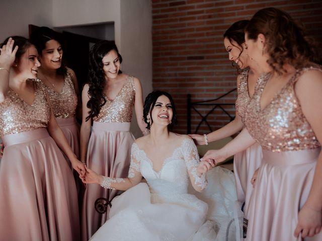 La boda de Daniel y Noelia en Alhama De Granada, Granada 27