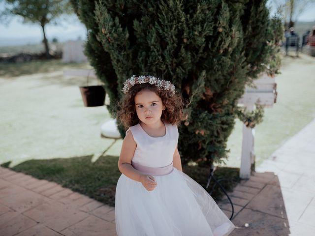 La boda de Daniel y Noelia en Alhama De Granada, Granada 79