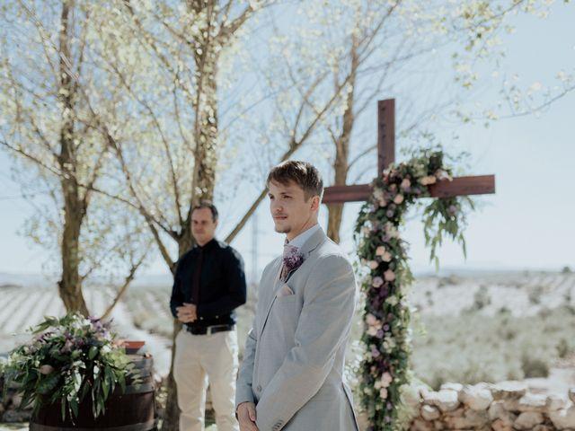 La boda de Daniel y Noelia en Alhama De Granada, Granada 82