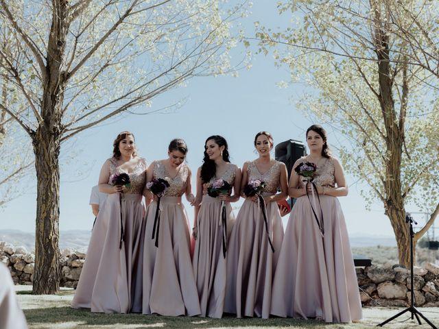 La boda de Daniel y Noelia en Alhama De Granada, Granada 84