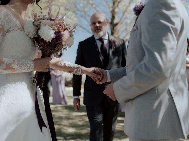 La boda de Daniel y Noelia en Alhama De Granada, Granada 90