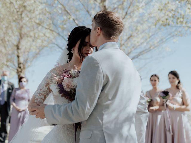 La boda de Daniel y Noelia en Alhama De Granada, Granada 91