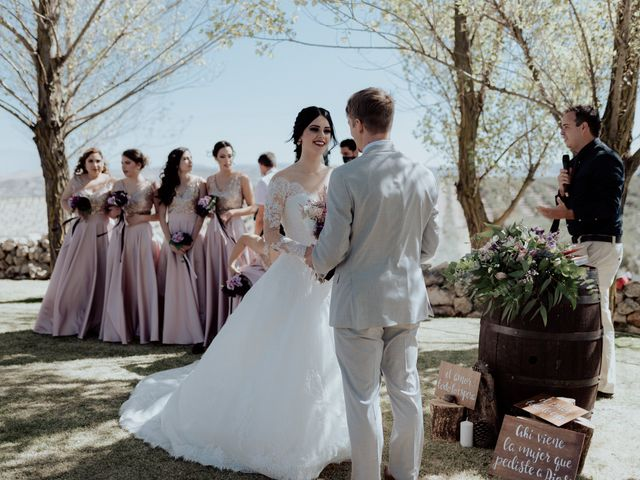 La boda de Daniel y Noelia en Alhama De Granada, Granada 98