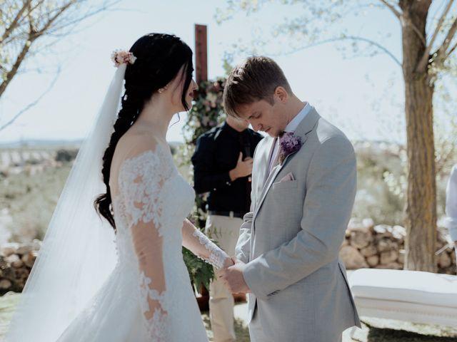 La boda de Daniel y Noelia en Alhama De Granada, Granada 93
