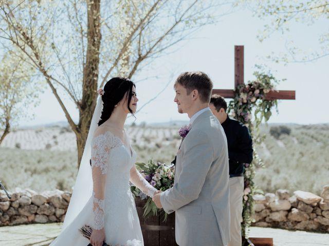 La boda de Daniel y Noelia en Alhama De Granada, Granada 94