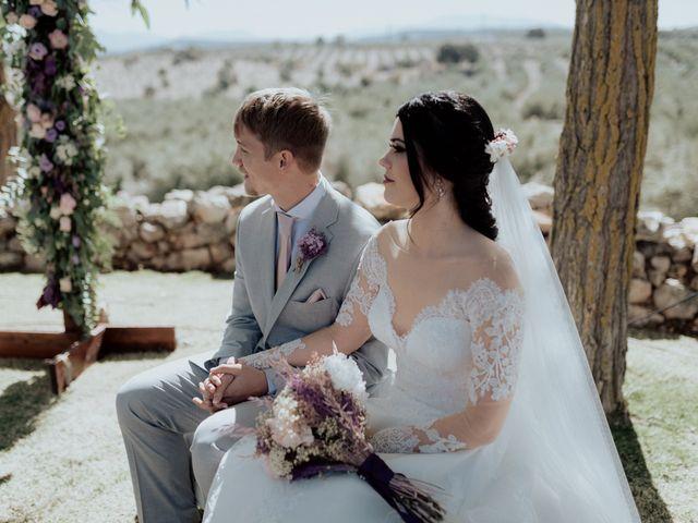La boda de Daniel y Noelia en Alhama De Granada, Granada 95
