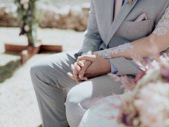 La boda de Daniel y Noelia en Alhama De Granada, Granada 96