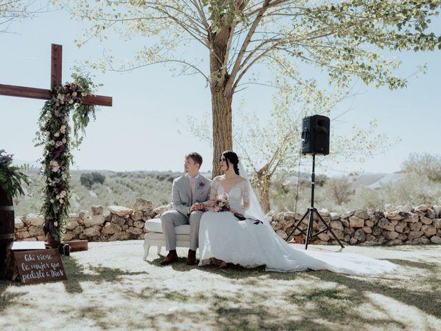 La boda de Daniel y Noelia en Alhama De Granada, Granada 97