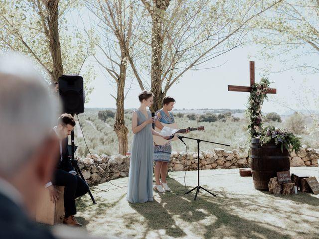 La boda de Daniel y Noelia en Alhama De Granada, Granada 99