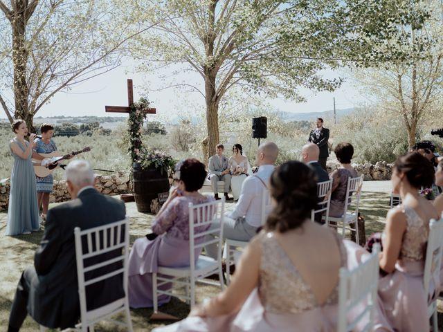 La boda de Daniel y Noelia en Alhama De Granada, Granada 101