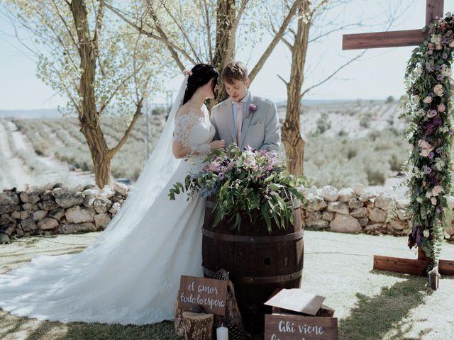La boda de Daniel y Noelia en Alhama De Granada, Granada 109
