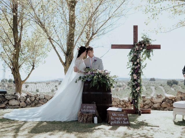 La boda de Daniel y Noelia en Alhama De Granada, Granada 113